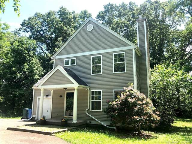 64 Nutmeg Hill Road, Hamden, CT 06514 (MLS #170409058) :: The Higgins Group - The CT Home Finder