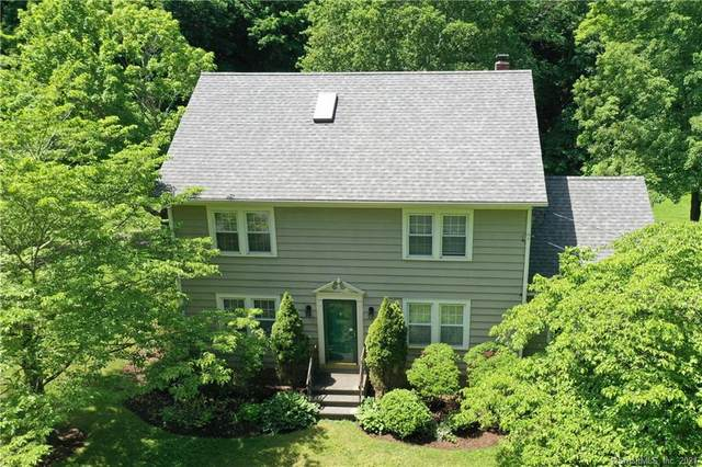 88 Jeremy Swamp Road, Southbury, CT 06488 (MLS #170409125) :: The Higgins Group - The CT Home Finder