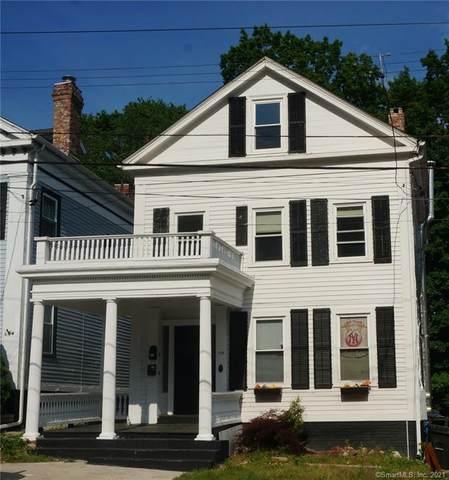 129 Broadway, Norwich, CT 06360 (MLS #170409135) :: Spectrum Real Estate Consultants