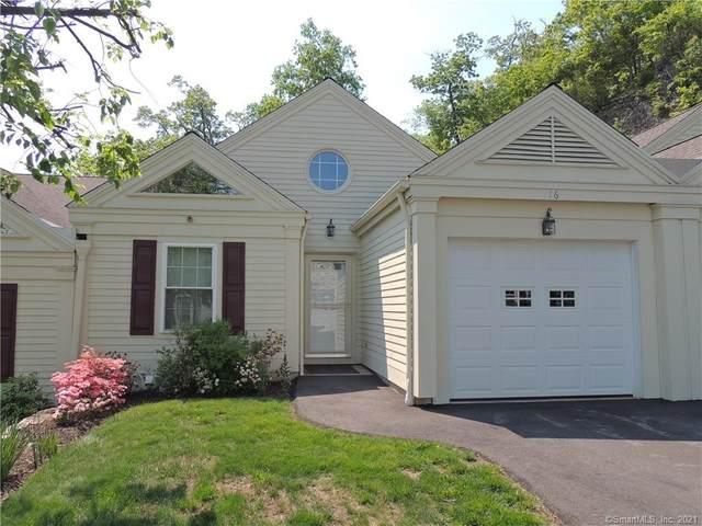 16 Saint George Place #16, Newtown, CT 06482 (MLS #170409170) :: Spectrum Real Estate Consultants