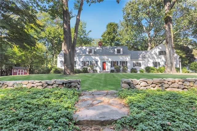 105 Middlesex Road, Darien, CT 06820 (MLS #170409187) :: The Higgins Group - The CT Home Finder