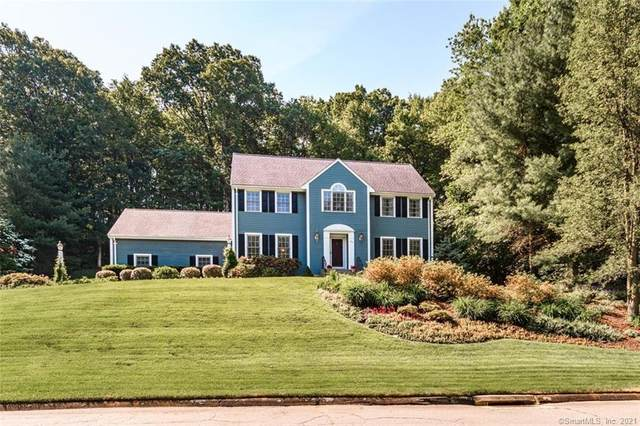 43 Lexington Road, Avon, CT 06001 (MLS #170409208) :: Hergenrother Realty Group Connecticut