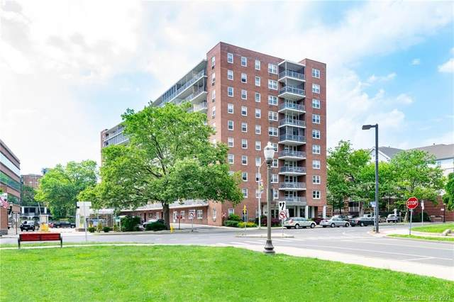 444 Bedford Street 9F, Stamford, CT 06901 (MLS #170409235) :: The Higgins Group - The CT Home Finder