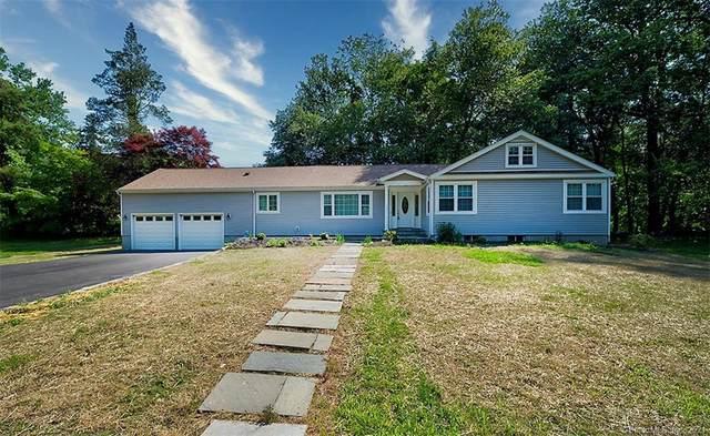 156 Cross Highway, Westport, CT 06880 (MLS #170409239) :: The Higgins Group - The CT Home Finder