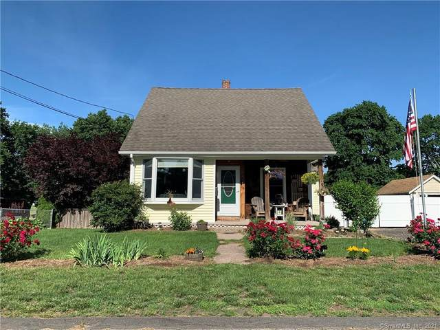 14 Grove Street, Enfield, CT 06082 (MLS #170409267) :: The Higgins Group - The CT Home Finder