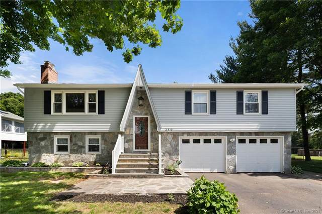 250 Brookfield Street, South Windsor, CT 06074 (MLS #170409272) :: Hergenrother Realty Group Connecticut