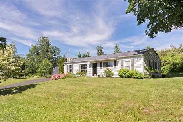 7 Jackson Drive, Brookfield, CT 06804 (MLS #170409287) :: Spectrum Real Estate Consultants