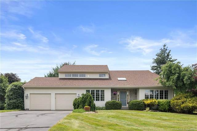 111 Oxford Drive, South Windsor, CT 06074 (MLS #170409320) :: Hergenrother Realty Group Connecticut