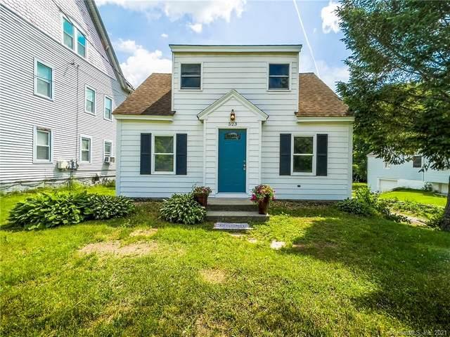 523 Hartford Pike, Killingly, CT 06241 (MLS #170409358) :: GEN Next Real Estate