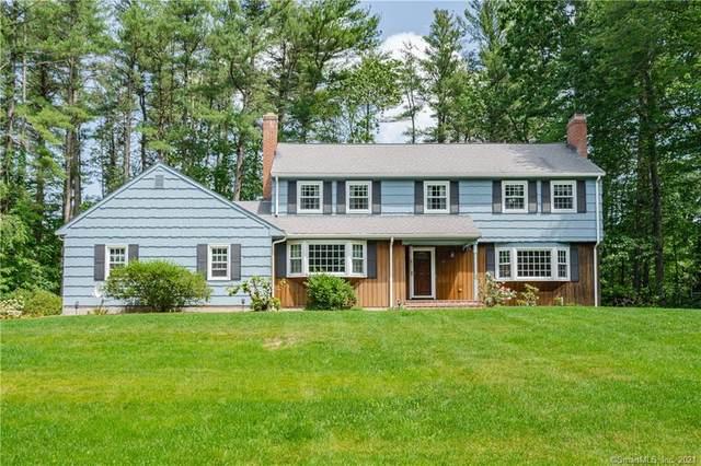 25 Tim Clark Circle, Simsbury, CT 06070 (MLS #170409373) :: Spectrum Real Estate Consultants
