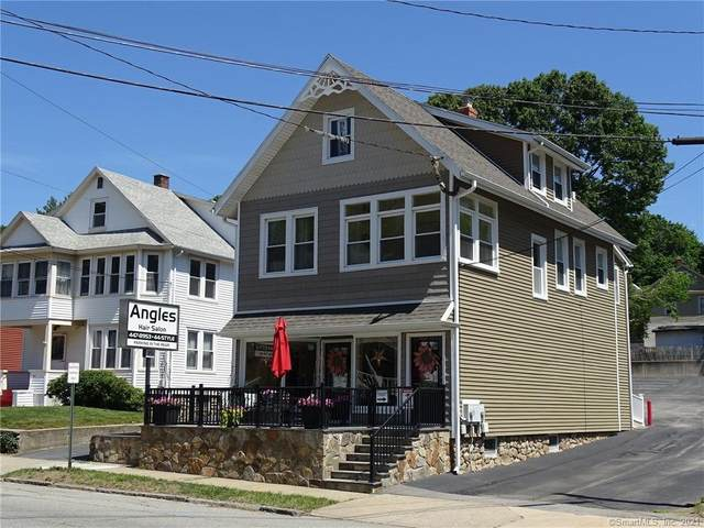 349-351 Broad Street, New London, CT 06320 (MLS #170409374) :: Anytime Realty