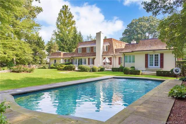 31 Lindsay Drive, Greenwich, CT 06830 (MLS #170409376) :: The Higgins Group - The CT Home Finder
