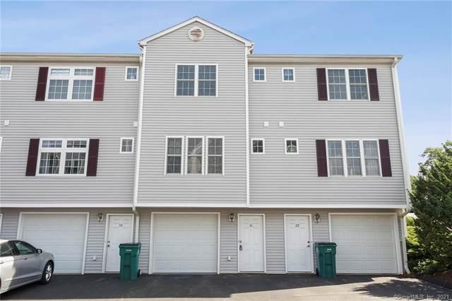 31 Harbor View Lane #31, Norwich, CT 06360 (MLS #170409403) :: Spectrum Real Estate Consultants