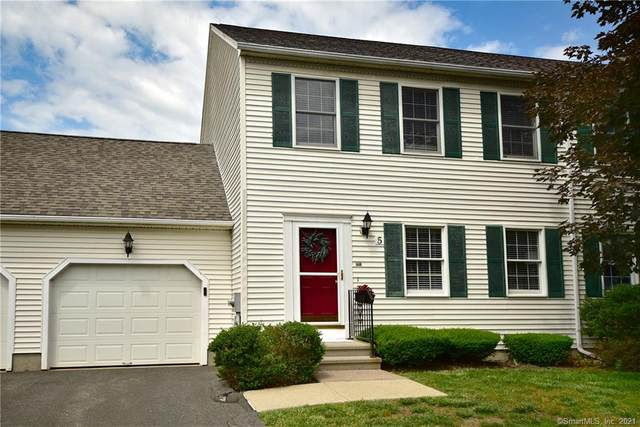 5 Sandgate Court #5, Suffield, CT 06078 (MLS #170409410) :: Next Level Group