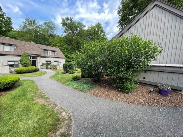 593 Heritage Village B, Southbury, CT 06488 (MLS #170409417) :: Spectrum Real Estate Consultants
