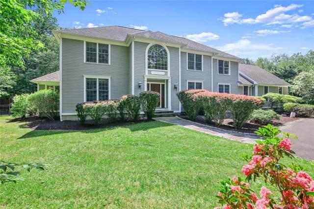 25 Gate Post Lane, Woodbury, CT 06798 (MLS #170409430) :: Tim Dent Real Estate Group