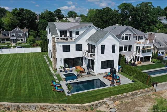 70 Shorefront Park, Norwalk, CT 06854 (MLS #170409433) :: The Higgins Group - The CT Home Finder