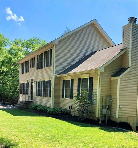 160 Upper Fish Rock Road, Southbury, CT 06488 (MLS #170409446) :: The Higgins Group - The CT Home Finder
