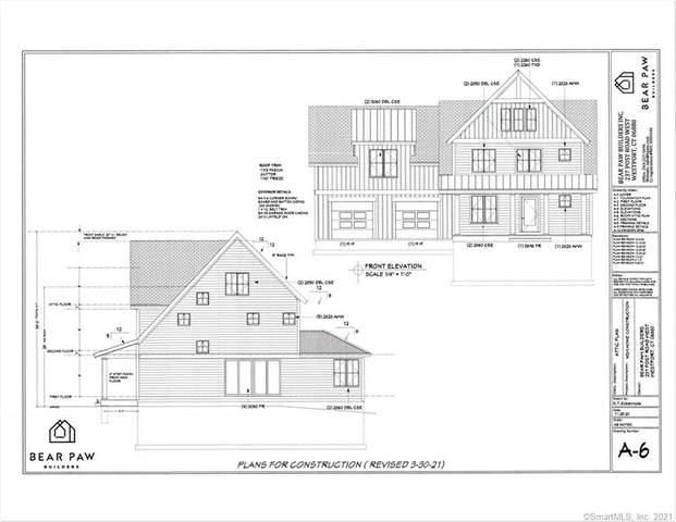 181 Westport Road, Wilton, CT 06897 (MLS #170409458) :: Spectrum Real Estate Consultants