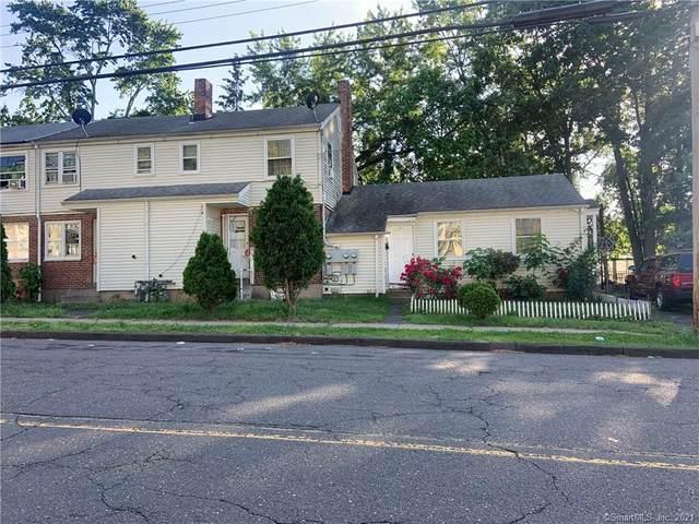 78 Cannon Road, East Hartford, CT 06108 (MLS #170409477) :: Team Feola & Lanzante   Keller Williams Trumbull