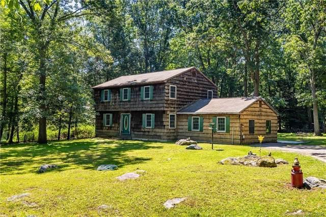 18 Putnam Road, New Milford, CT 06776 (MLS #170409501) :: Spectrum Real Estate Consultants