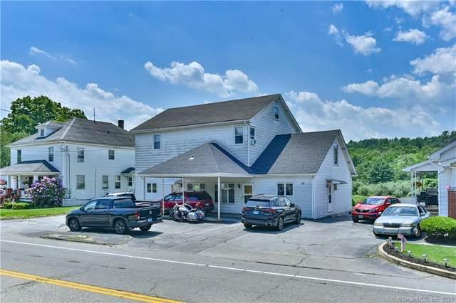 596 Riverside Drive, Thompson, CT 06255 (MLS #170409503) :: Carbutti & Co Realtors
