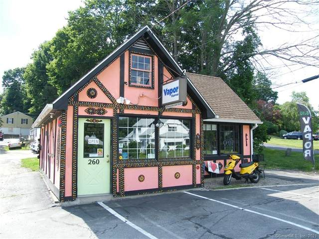 260 Route 32, Montville, CT 06382 (MLS #170409514) :: Around Town Real Estate Team