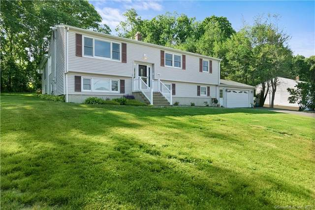 95 Benjamin Heights Drive, Milford, CT 06461 (MLS #170409522) :: Spectrum Real Estate Consultants