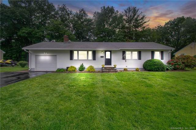 27 Hilton Drive, East Hartford, CT 06118 (MLS #170409549) :: Hergenrother Realty Group Connecticut