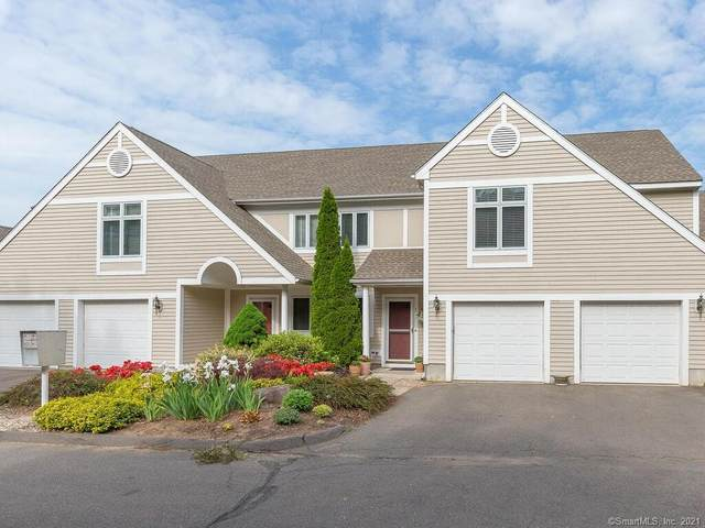 3 Easton Place #3, Avon, CT 06001 (MLS #170409557) :: Hergenrother Realty Group Connecticut