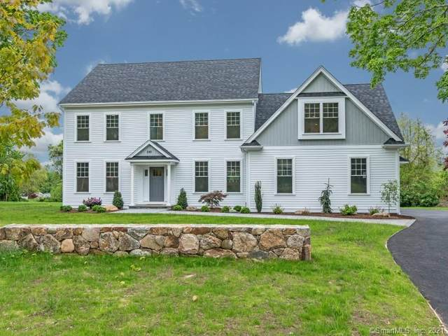 3250 North Street, Fairfield, CT 06824 (MLS #170409558) :: The Higgins Group - The CT Home Finder