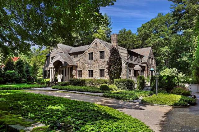 22 Mill Road, New Canaan, CT 06840 (MLS #170409563) :: Around Town Real Estate Team