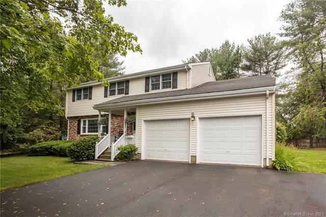 3 Kerr Farm Road, Simsbury, CT 06070 (MLS #170409602) :: Spectrum Real Estate Consultants