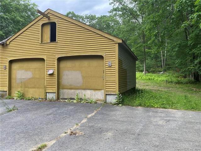 45 Jezierski Road, Thompson, CT 06255 (MLS #170409628) :: GEN Next Real Estate
