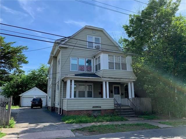 30 1st Street, Hamden, CT 06518 (MLS #170409644) :: GEN Next Real Estate