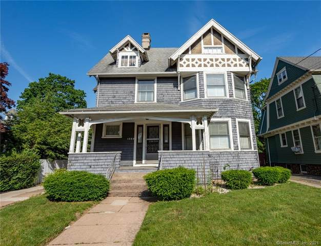 1365 Ella T Grasso Boulevard, New Haven, CT 06511 (MLS #170409677) :: Cameron Prestige