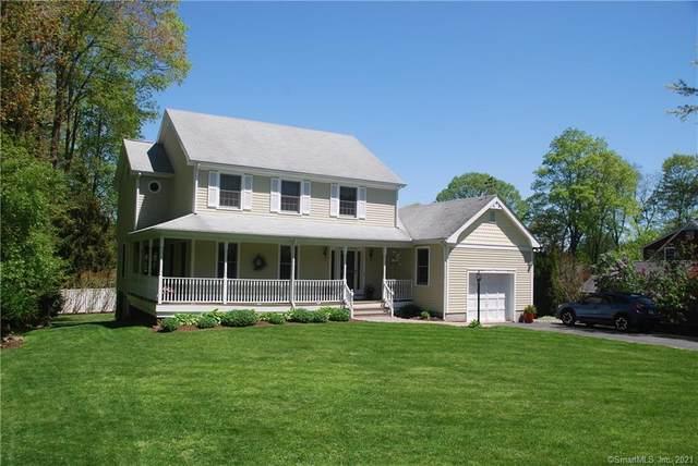 6 Alvin Drive, Norwalk, CT 06850 (MLS #170409679) :: Spectrum Real Estate Consultants