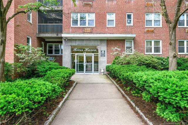 54 W North Street #218, Stamford, CT 06902 (MLS #170409688) :: The Higgins Group - The CT Home Finder