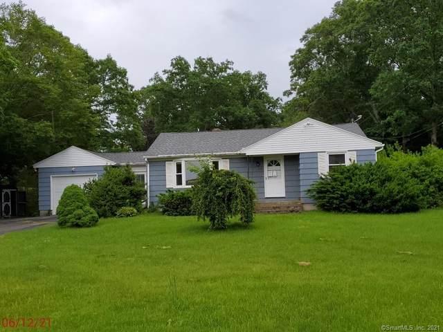 510 Wauregan Road, Killingly, CT 06239 (MLS #170409698) :: GEN Next Real Estate