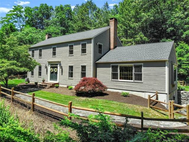 165 Valley Forge Road, Weston, CT 06883 (MLS #170409718) :: The Higgins Group - The CT Home Finder