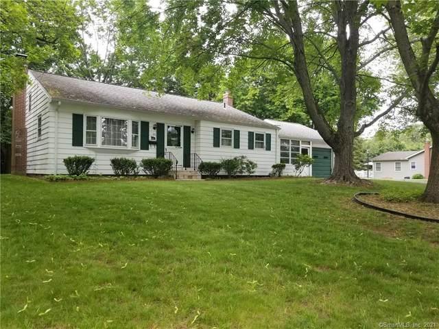49 Huckleberry Road, East Hartford, CT 06118 (MLS #170409726) :: Sunset Creek Realty