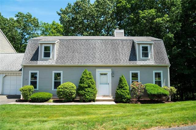 58 Old Towne Road #58, Cheshire, CT 06410 (MLS #170409755) :: Coldwell Banker Premiere Realtors