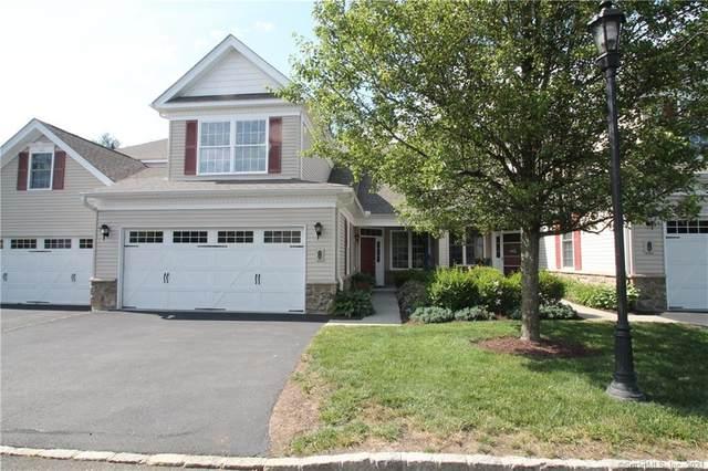 18 Watkins Drive #18, Newtown, CT 06482 (MLS #170409790) :: Spectrum Real Estate Consultants