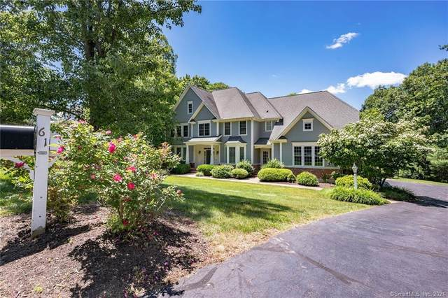 61 Tyler Court, Avon, CT 06001 (MLS #170409854) :: Hergenrother Realty Group Connecticut