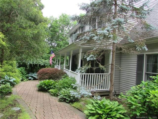 17 Outlook Road, New Milford, CT 06776 (MLS #170409877) :: GEN Next Real Estate