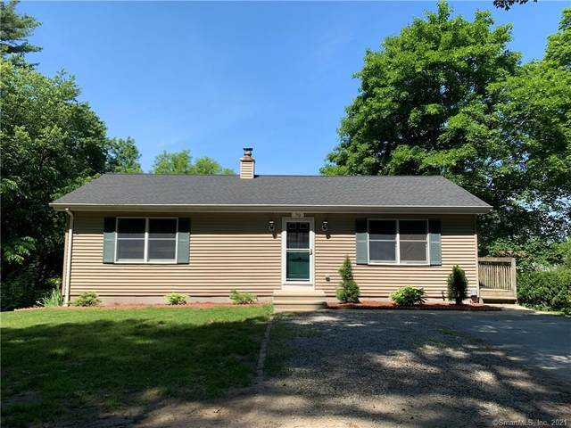 70 Marcy Lane, Thompson, CT 06255 (MLS #170409878) :: Spectrum Real Estate Consultants