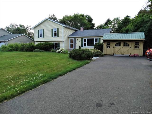 9 Clearview Drive, Wallingford, CT 06492 (MLS #170409898) :: Spectrum Real Estate Consultants