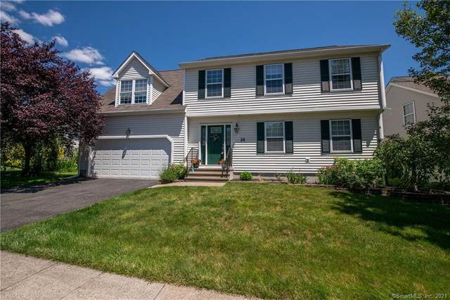 24 Eagle Hollow Drive, Middletown, CT 06457 (MLS #170409901) :: Carbutti & Co Realtors