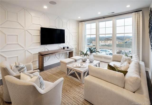 107 Brentwood Circle #43, Danbury, CT 06810 (MLS #170409908) :: Spectrum Real Estate Consultants