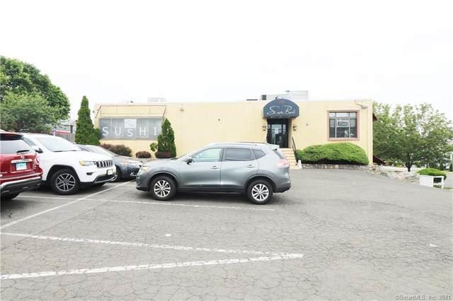 284 Black Rock Turnpike, Fairfield, CT 06825 (MLS #170409910) :: Spectrum Real Estate Consultants
